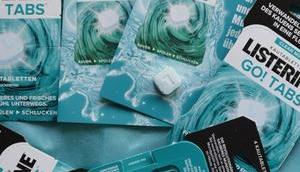 [Review] Listerine Tabs: