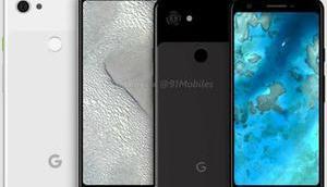 Google Pixel Sehen hier erste offizielle Bild?