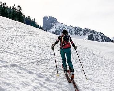 Großwand: Die schönste Skitour am Gosaukamm