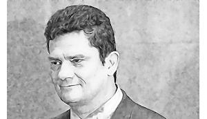 Brasiliens Justizminister, Richter verkleideter politischer Aktivist
