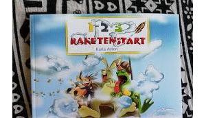 Kinderbuch Raketenstart Karla Asten gewinnen!