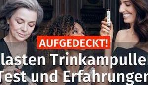 AUFGEDECKT! Elasten Trinkampullen Erfahrungen Test 2019