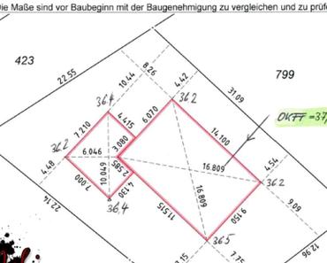 #0902 [Session-Life] Bautagebuch ~ Grundstückssichtung und Absteckskizze