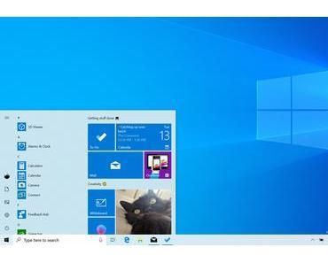 Windows-Update 1903 benötigt 32 GB Speicher