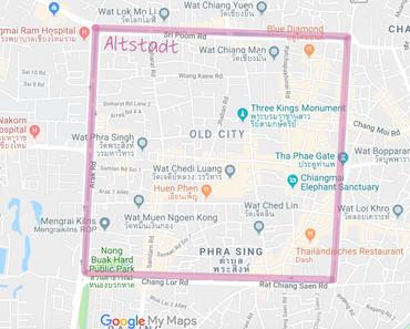 Tipps und Infos für Chiang Mai