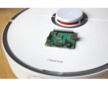 Xiaomi Roborock Saugroboter mit Raspberry Pi hacken/rooten (ohne cloud upload)