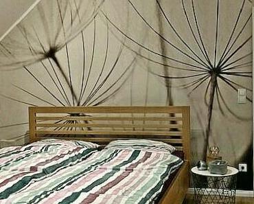 Schlafzimmer in Osthofen