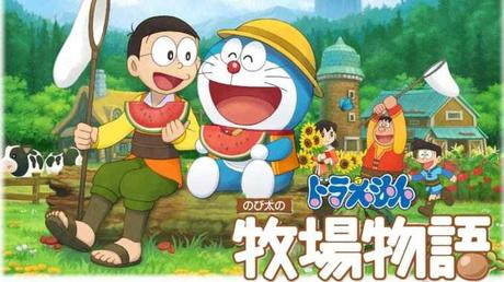 Doraemon Story of Seasons erhält eine Demoversion