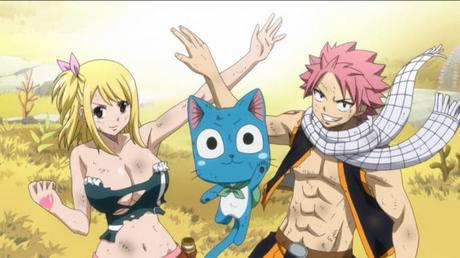 Review: Fairy Tail – Box 5 [Blu-Ray]