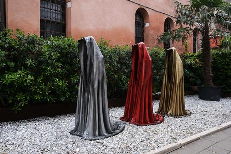 AKTIONSRAUM LINkZ – Nr. 8 – Guardians of Time by Manfred Kielnhofer  – European Cultural Centre – Palazzo Mora – La Biennale di Venezia – Venice Biennial Italy