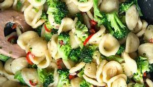 Orecchiette Brokkoli Chili