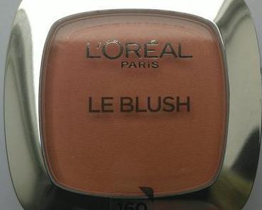 [Werbung] L'ORÉAL PARIS Perfect Match Blush 160 Peach