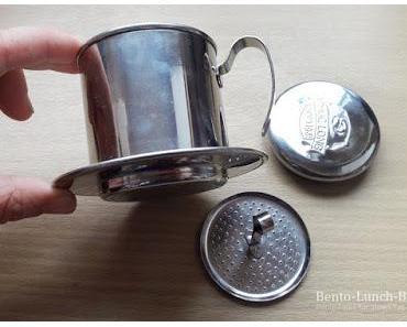 Rezept: Cà Phê Phin - Vietnamesischer Filterkaffee