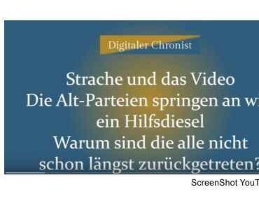 FPÖ Chef Strache durch Video belastet, natürlich zur Freude aller üblichen Verdächtigen