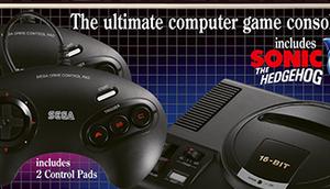 SEGA Mega Drive Mini Zehn neue Titel angekündigt