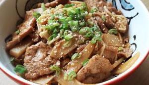 Rezept: Sojaschnetzel Bambus (General Tso's Chicken inspiriert)