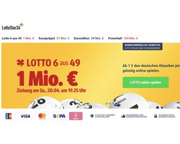 LOTTO.de Alternativen – Wo können Lotto oder Eurojackpot günstiger und schneller gespielt werden?
