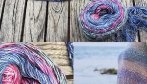Sommerhemdchen Summer Tweed gestrickt oder Irgendwann kommt Sommer, bestimmt!!