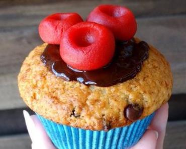 Erythrozyten Muffins {Rezept / Recipe}