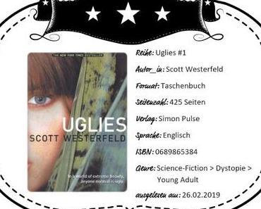 Scott Westerfeld – Uglies