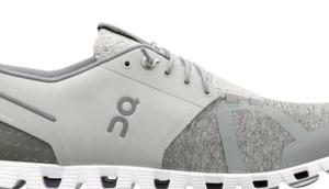 Vegane Sneaker Cloud. TERRY Slip Schuhe Baumwolle Frottee.