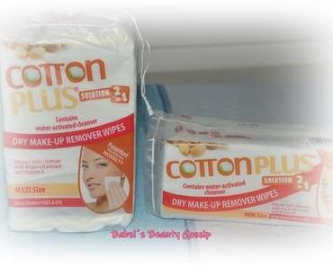 [Review] – Cotton Plus 2in1 Abschminkpads: