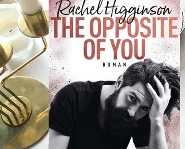|Rezension| Rachel Higginson - Opposite Attraction 1 - The Opposite Of You