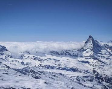 Rimpfischhorn: 4.000er-Hochtour für Gratliebhaber