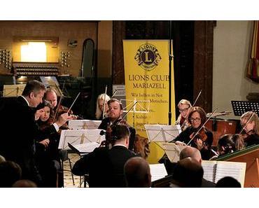Lions-Club Benefizkonzert in der Basilika Mariazell – Fotobericht