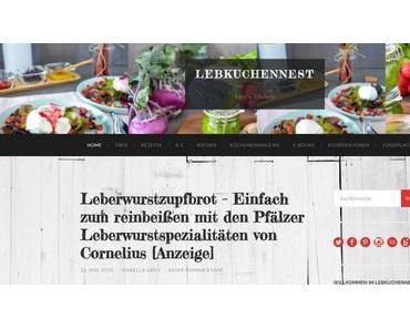 Relaunch – Lebkuchennest 2.0 ist online [Anzeige]
