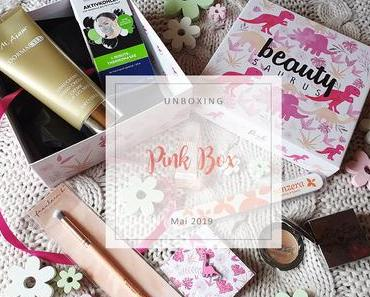 Pink Box - Mai 2019 - unboxing