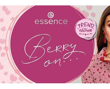 essence berry on… LE