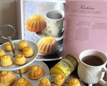 Rezept | Feine Lemon Curd Gugl aus »Tea Time mit Jane Austen«