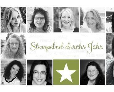 """Blog Hop """"Stempelnd durchs Jahr"""" im Juni zum Thema """"Neuer Jahreskatalog"""""""
