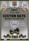 Custom Days Mallorca 2019