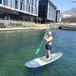 Kapstadt Stand-Up-Paddling