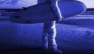 Tagträume eines Astronauten mixed