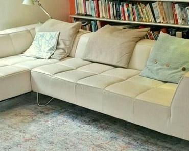 Neu und alt zugleich: Vintage-Teppiche