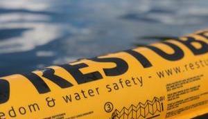 Sicherheit Wasser. RESTUBE Alternative Schwimmweste?