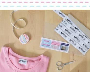 6 Arten Labels einzunähen! + Verlosung / *Werbung