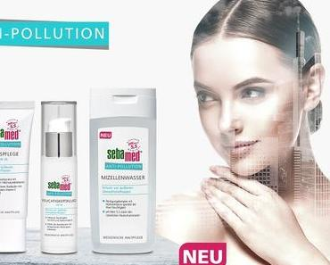 [Review] + GEWINNSPIEL – sebamed Anti-Pollution Hautpflege: