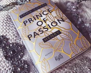 Buchvorstellung - Prince of Passion - Henry von Emma Chase