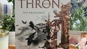 |Rezension| Kendare Blake schwarze Thron Kriegerin
