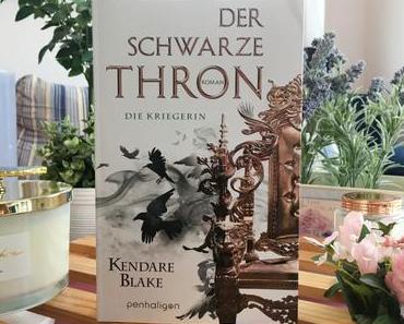|Rezension| Kendare Blake - Der schwarze Thron 3 - Die Kriegerin