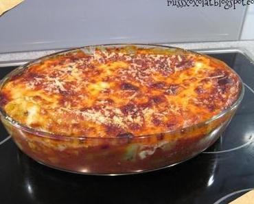Cannelloni mit Spinat-Schafkäsefülle