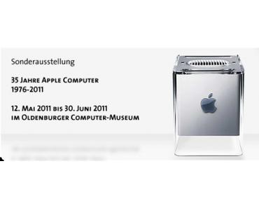 35 Jahre Apple Computer – Sonderausstellung im OCM