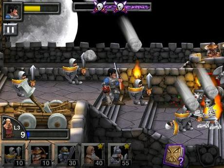 Army of Darkness Defense – kostenlose App