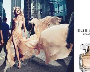Anja Rubik für Elie Saab - Le Parfum