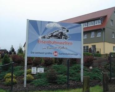 Eisenbahnwelten Rathen (sächsische Schweiz)