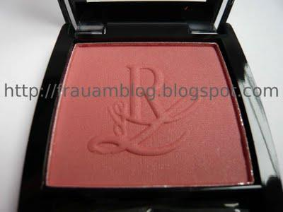 [Swatch] Rival de Loop Rouge Powder 07 Red Blush